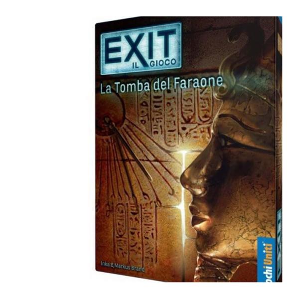 Exit: la tomba del faraone