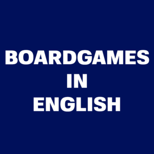 Boardgames in English