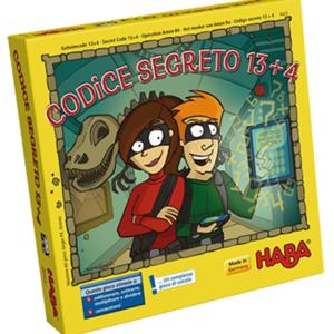 Codice segreto 13 + 4
