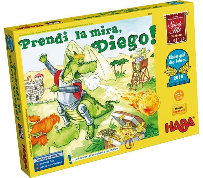 Prendi la mira, Diego!