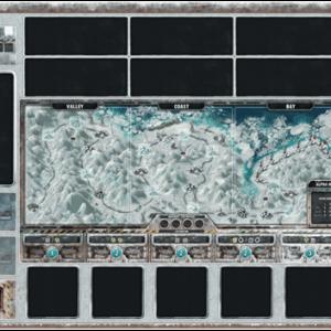 Last Aurora: neoprene giant playmat