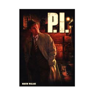 P.I. Martin Wallace