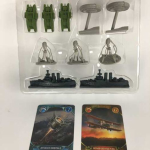 La Guerra dei Mondi Miniature