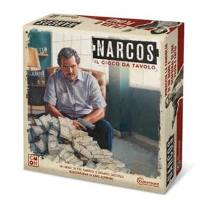 Narcos: il gioco da tavolo