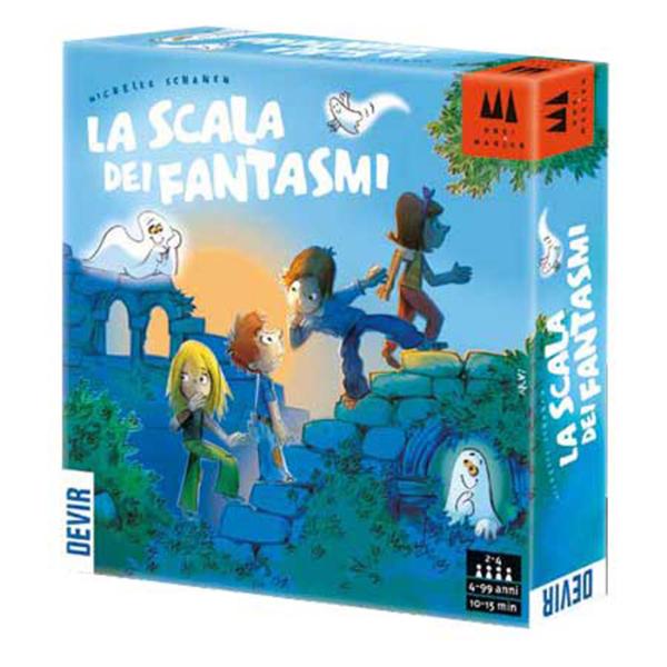 La Scala Dei Fantasmi