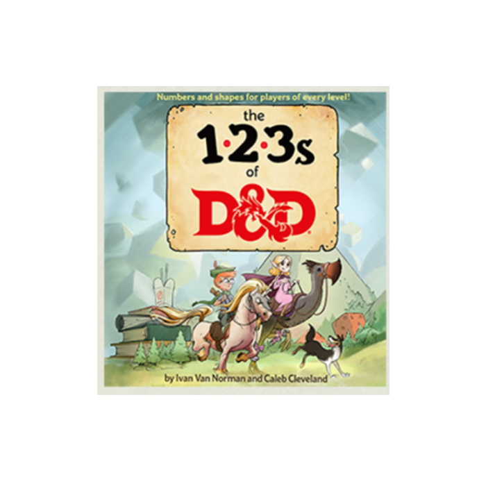 D&D The 123s of D&D