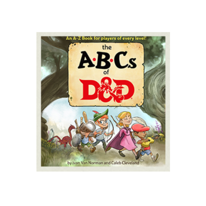 D&D The ABCs of D&D