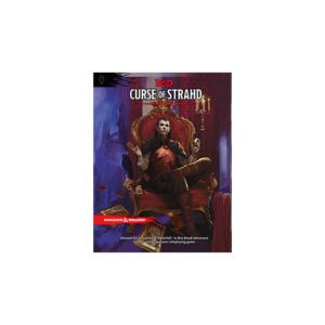 D&D RPG - Adventure: Curse of Strahd