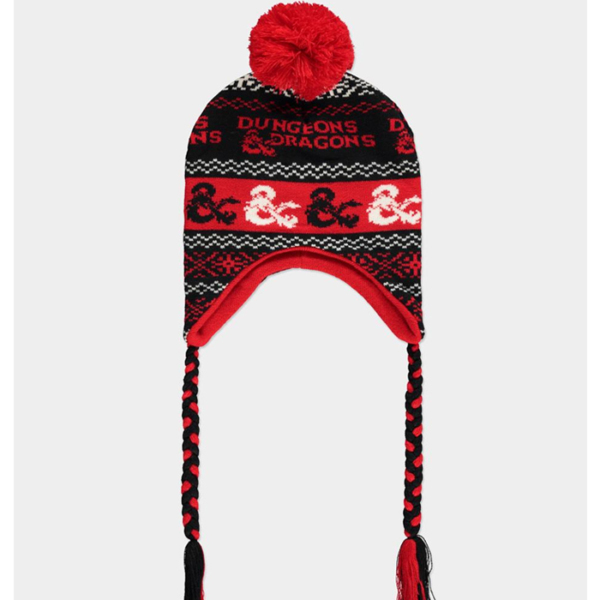 Dungeons And Dragons - Sherpa Beanie