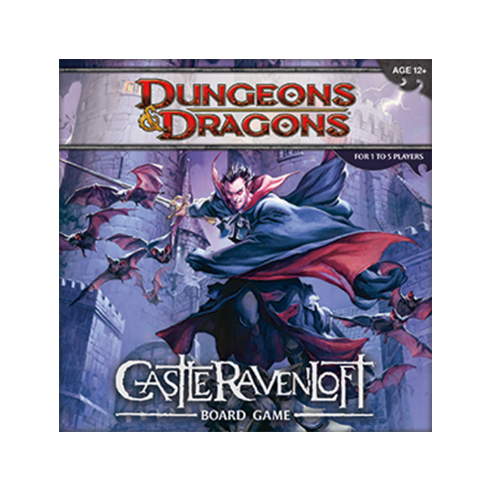 D&D - Castle Ravenloft Boardgame
