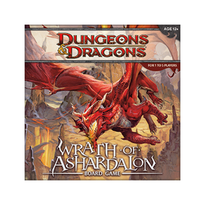 D&D - Wrath of Ashardalon Boardgame
