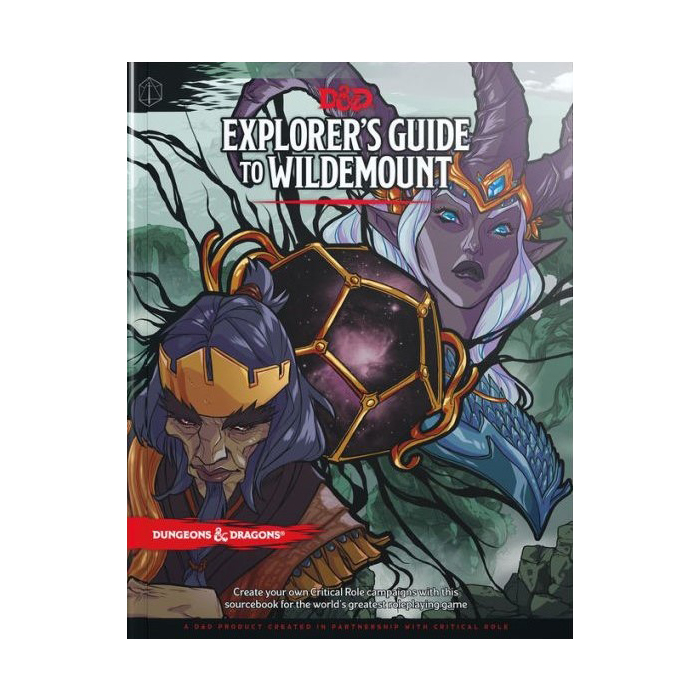 D&D RPG - Explorer's Guide to Wildemount
