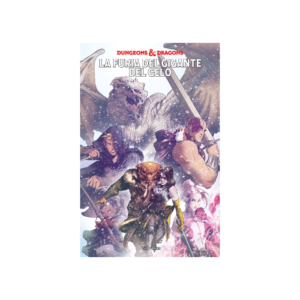 Dungeons & Dragons - La Furia del Gigante del Gelo