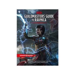 D&D RPG - Guildmaster's Guide to Ravnica