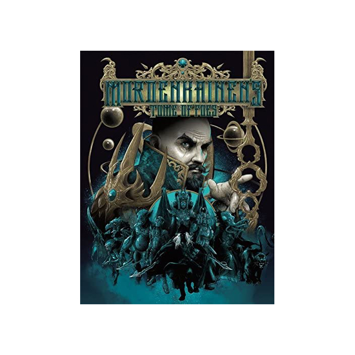D&D RPG  Mordenkainen's Tome Of Foes (Limited Edition)