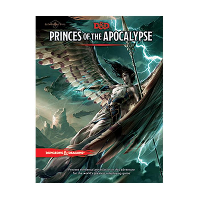 D&D RPG - Princes Of The Apocalypse