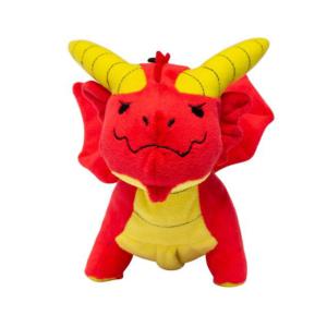 Peluche Portadadi Dungeons & Dragons - Red Dragon