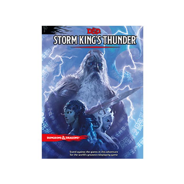 D&D RPG - Storm King's Thunder