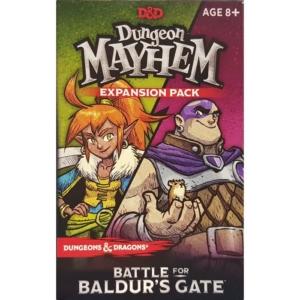 D&D Dungeon Mayhem: Battle for Baldur's Gate