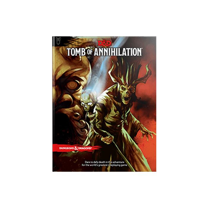 D&D RPG - Tomb of Annihilation