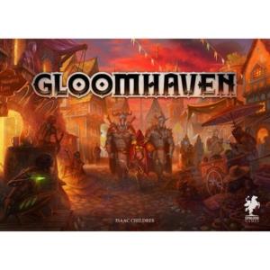 Gloomhaven, 2a Ed. - preordine