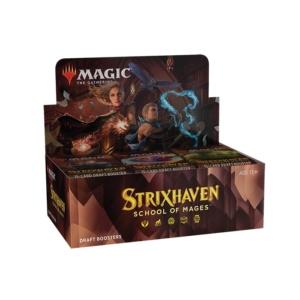 Strixhaven Draft Booster Box IT/EN