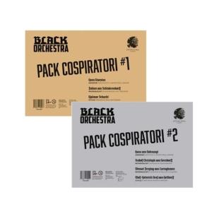 Black Orchestra pack cospiratori #1 e #2