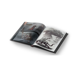 Black Rose Wars - artbook