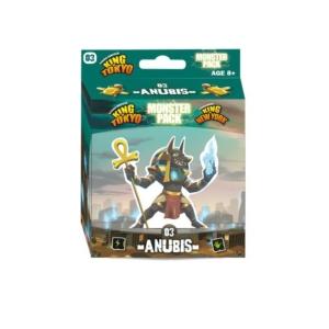 King of Tokyo Monster Pack: Anubi