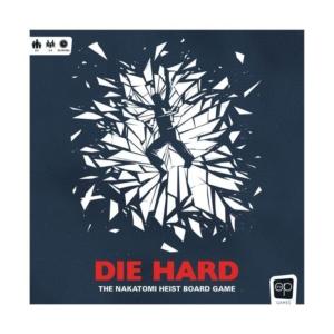 Die Hard - The Nakatomi Heist Board Game
