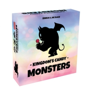 Kingdoms Candy Monster
